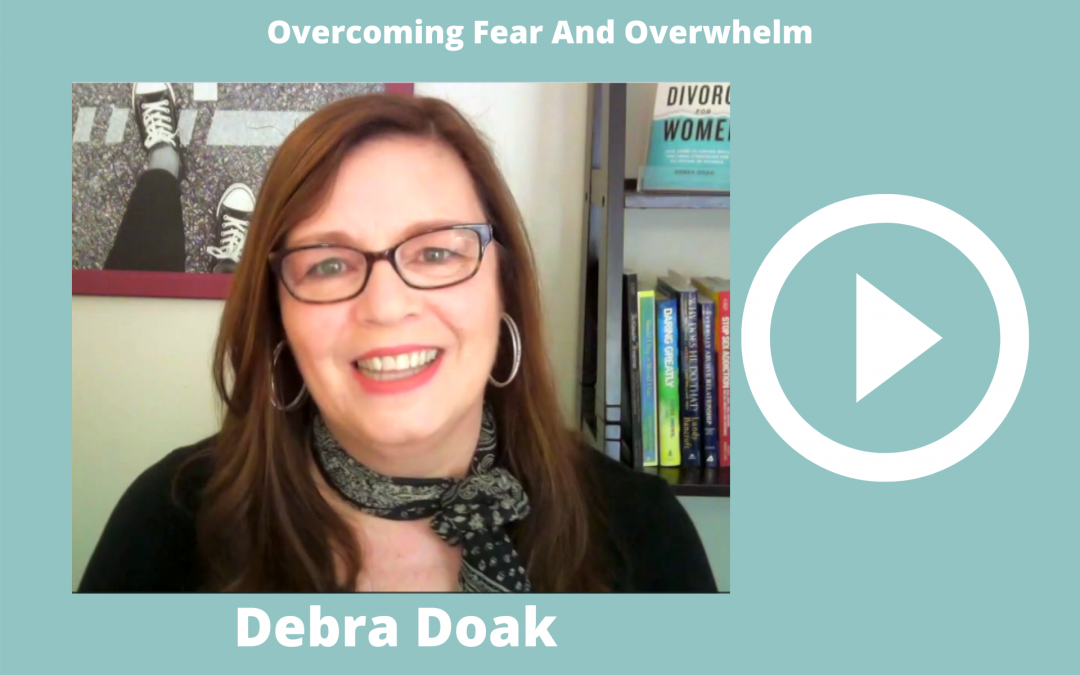 Divorce Coach Stories – Overcoming Fear And Overwhelm