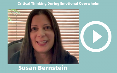Divorce Coach Stories – Critical Thinking During Emotional Overwhelm